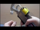 Homer Simpsons Electrical Hammer (working, made from scratch)