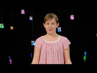 Руби Барнхилл о фильме Большой и добрый великан (2016) дублированный трейлер-ролик