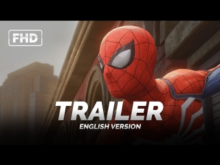 ENG | Трейлер (GAME): «Spider-Man» 2017
