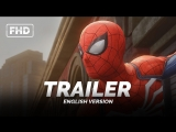 ENG | Трейлер (GAME): «Spider-Man», 2018
