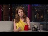 Anna Kendrick on David Letterman