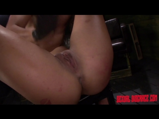 Tied Latina Gets Abused Abbi Roads