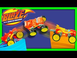 ВСПЫШ и ЧУДО МАШИНКИ ✔ Трек Монстр Траков | Машинки- трансформеры НОВЫЕ ИСТОРИИ с игрушками #4