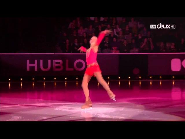 Елизавета Нугуманова, Легенды льда 2016 - EX