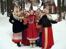 Народные гуляния. Русские праздники. Масленица. Часть 2