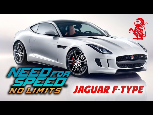 Need for speed No Limits - Jaguar F-type (ios) 10