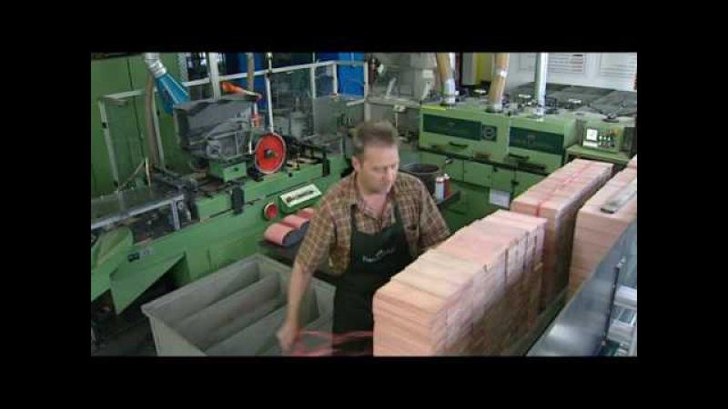 Faber-Castell Stiftherstellung (c) telefilm Videoproduktion Nürnberg