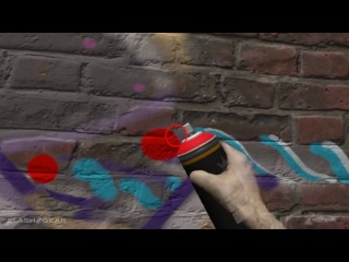 Let's Play GRAFFITI SIMULATOR in Virtural Reality : Kingspray VR Gameplay (HTC Vive) (Longer Demo)