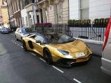 Lamborghini Supercars Spotted in London!