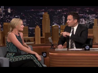 Margot Robbie Steals Toilet Paper