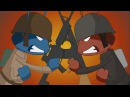 Army Antz - Animated Cartoons Trailer