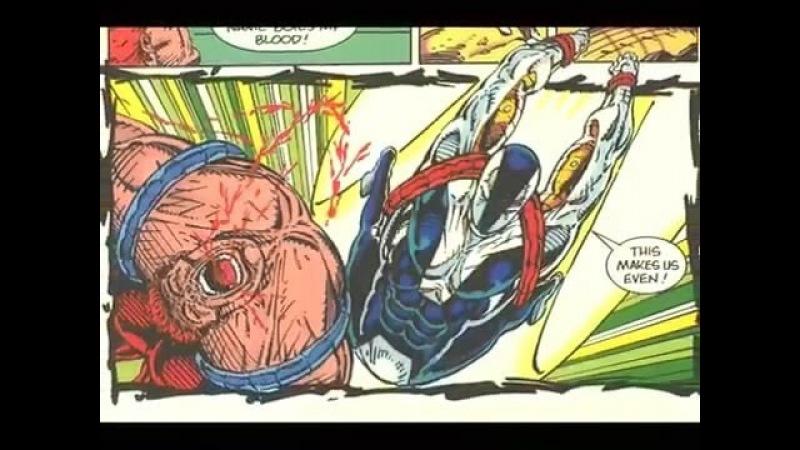 Top 15 WTF Moments in Bad Comics [Linkara - RUS RVV] » Freewka.com - Смотреть онлайн в хорощем качестве