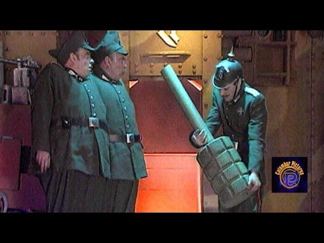Каламбур. Железный капут 44 Calambur. Iron Kaput