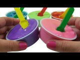 Ice Cream Silly Putty Clay Surprise Toys For Kids Teletubbies Sonic Patrick Star