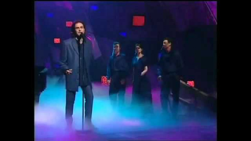 ESC 1997 - Ireland - Marc Roberts - Mysterious woman [HQ]