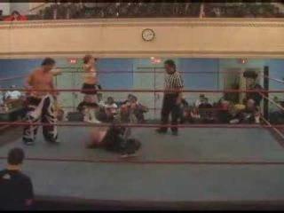 Rob Impact Rebecca Knox vs. El Boriqua Amber