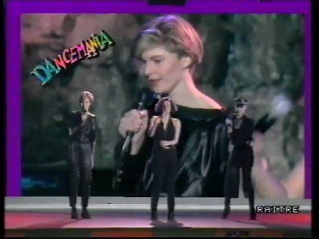 Macho Gang Naughty Boy Dancemania '88