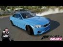 Жогово резины на BMW M4 - Forza Horizon 3