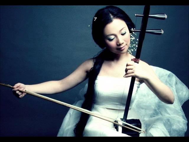 Китайская музыка Скрипка Эрху   Chinese music Violin Erhu