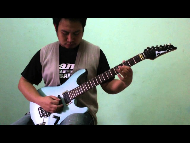 Fairy Tail Celestial Spirit World into Conflict Guitar Cover