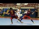 BARCELONA vs DYNAMO Intercontinental Futsal Cup Qatar 2016 25 06 16