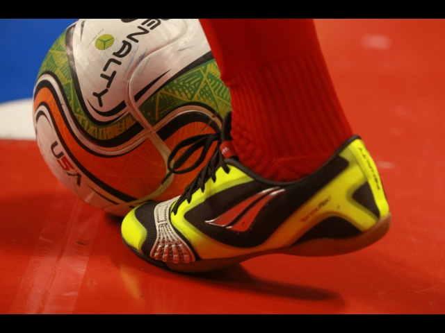 CARLOS BARBOSA vs DYNAMO. Intercontinental Futsal Cup.USA-2013.Final. 30.06.2013