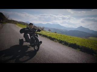Drift in the street [Short Video]