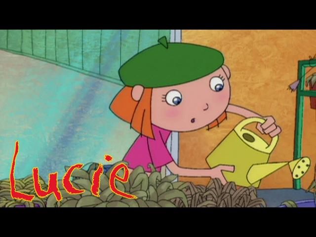 Lucie - Arroser les plantes, façon Lucie S01E02 HD