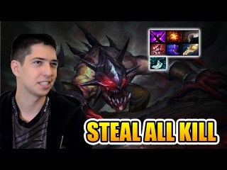 W33 Dota 2 [Lifestealer] Steal All Kills