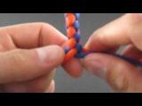How to Tie a Four Strand Round Braid by TIAT (