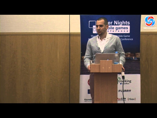 Winter Nights Conference 2014 — Giuseppe Bellanca Jean-Vincent Chardon, MobileAppTracking