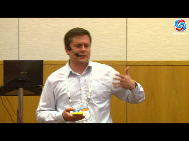 White Nights Conference 2014 — Romuald Zdebskiy, Microsoft