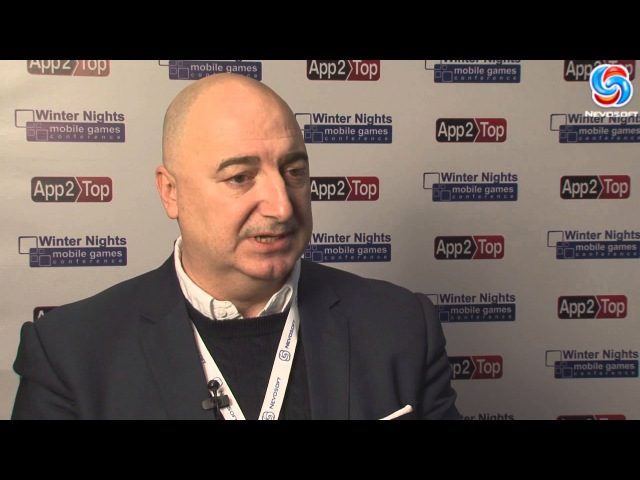 Winter Nights Conference 2014 — Giuseppe Bellanca, MobileAppTracking
