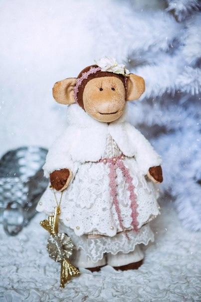 Представляю вашему вниманию необыкновенную девочку. Рождественскую красавицу, нежную, ранимую….и в… (3 фото)