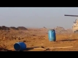 Kurds Peshmerga Shelling IS Outside Kobane--Guerra Kobane;Peshmerga bombarda Isis fuori da kobane