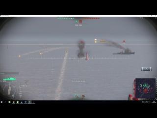 World of Warships во славу ВАНОМАСА