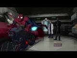 Великий Человек-Паук / Совершенный Человек-паук / Ultimate Spider-Man (1 сезон) Трейлер (SerGoLeOne) [HD 720]