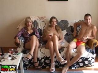 Порно семейные пары обмен партн рами