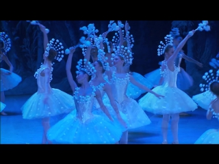 Waltz of the snowflakes (berlin state ballet)