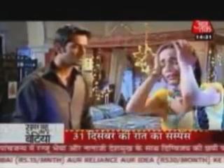 [SBB] 5th Jan 2012- Barun Sanaya (Arnav-Khushi meet at midnight)