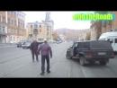 Бешеный Таксист Сошел с Ума __ РАЗБОРКИ НА ДОРОГАХ OnTheRoads