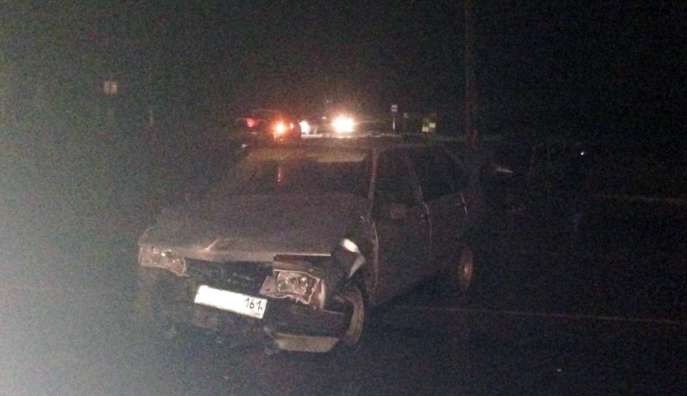 В ДТП под Таганрогом пострадали три человека, один из которых 10-летний ребенок