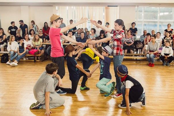 Завершение танцевальнго сезона в школе танцев Brooklyn