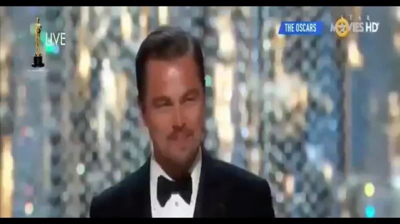 Оскар Леонардо Ди Каприо. Фильм Выживший. Оскар 2016 - Oscar Leonardo DiCaprio (1)