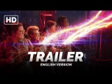 ENG   Трейлер №2: «Охотники за привидениями / Ghostbusters» 2016
