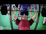 Как накачать грудные мышцы Комплекс упражнений
