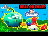 THE OCTONAUTS BARNACLES AND THE GUP A DELUXE KNOCK OFF COUNTERFEIT TOY