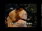 Toru Okamoto  -  The 6th Karate World Tournament  1 - 3 Rd Highlight  ( IKO2 )