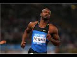Asafa Powell 60m - 6.49