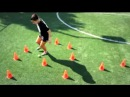 Soccer Fast Footwork and Moves New Zealand National Player Ali Riley BMS